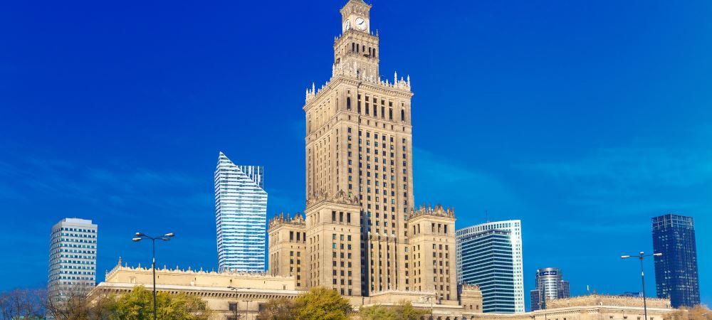 ארמון תרבות והמדע בוורשה